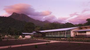 Exterior of the Mossman Gorge Centre